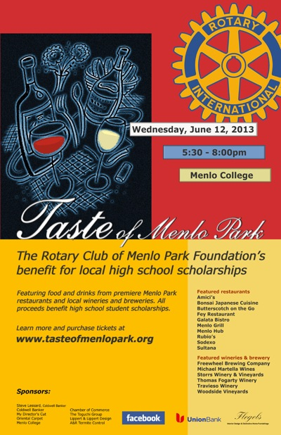 Taste of Menlo Park