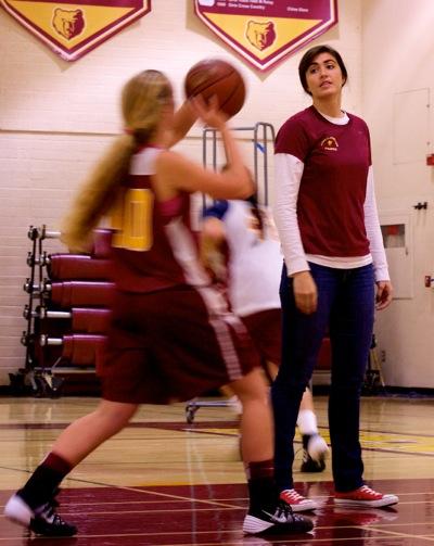 MA Basketball Coach