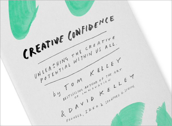 creative confidence dust jacket