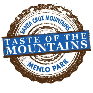 Taste of Mountain Wine walk logo