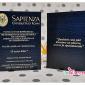 Bomboniere portaconfetti libro per Laurea Magistrale in Giurisprudenza della Dott.ssa Robbe – Sapienza Università di Roma