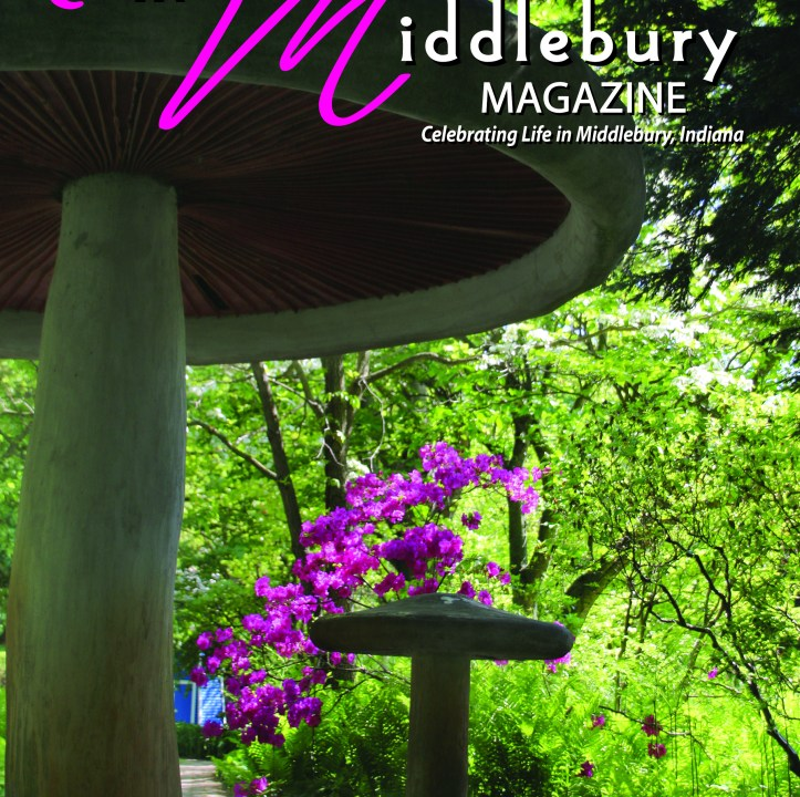 inMidddlebury Magazine April 2017