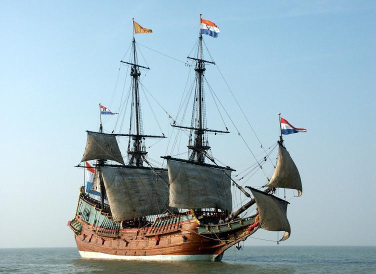 Reconstructie van de Batavia