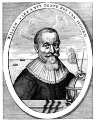 Willem IJsbrantsz Bontekoe
