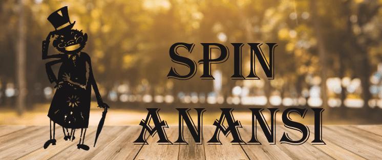 Een verhaal over spin anansi