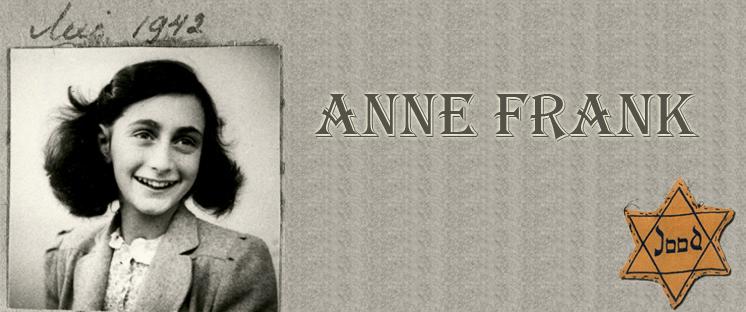 Anne Frank Tweede Wereldoorlog