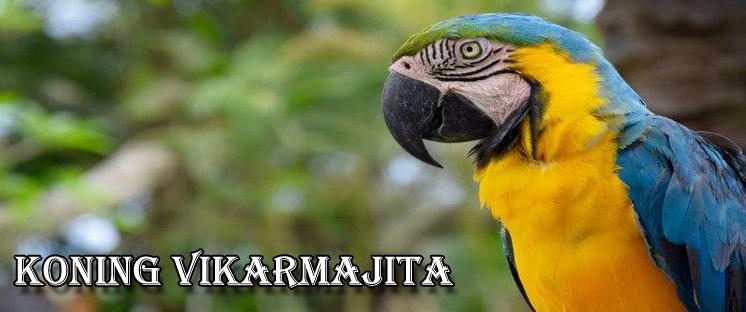 Koning Vikarmajita