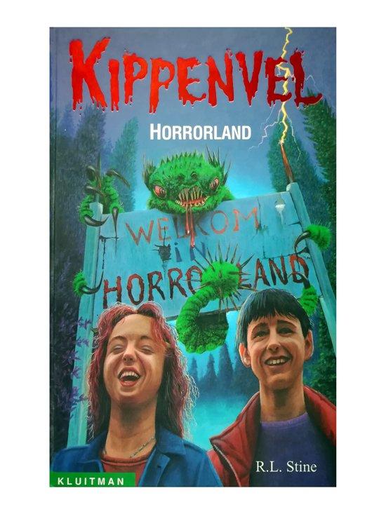 Kippenvel - Horrorland