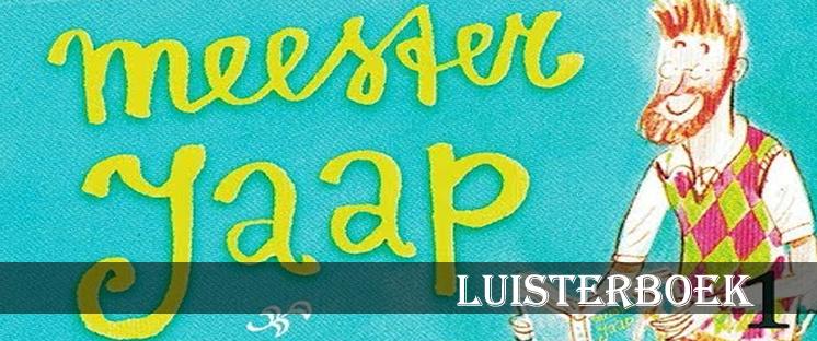 Luisterboek: Meester Jaap