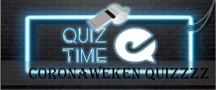 Coronaweken quizzzz