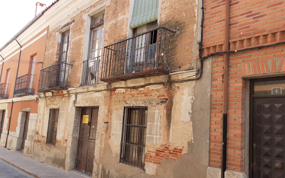 Casa en calle Juderia