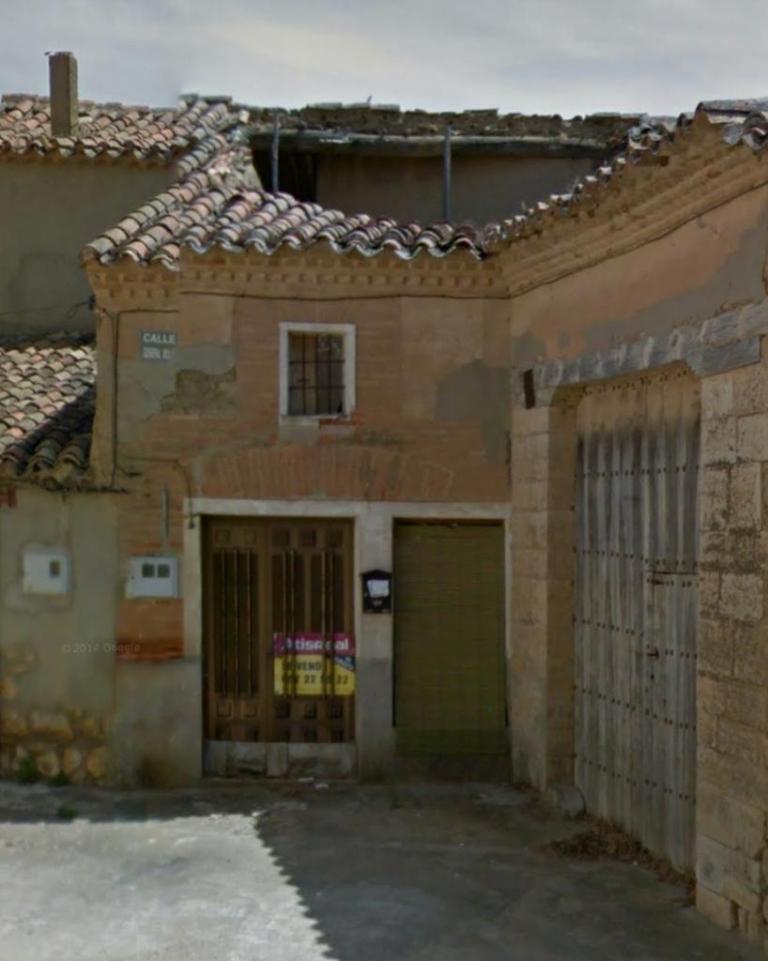 Solar calle General Mola (Villalonso)
