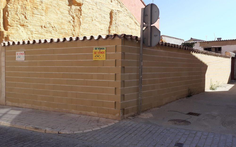 Solar en Calle Capuchinos 40