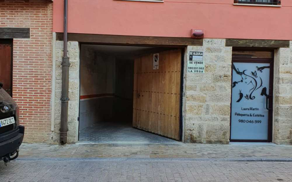 Garaje Calle Tablarredonda