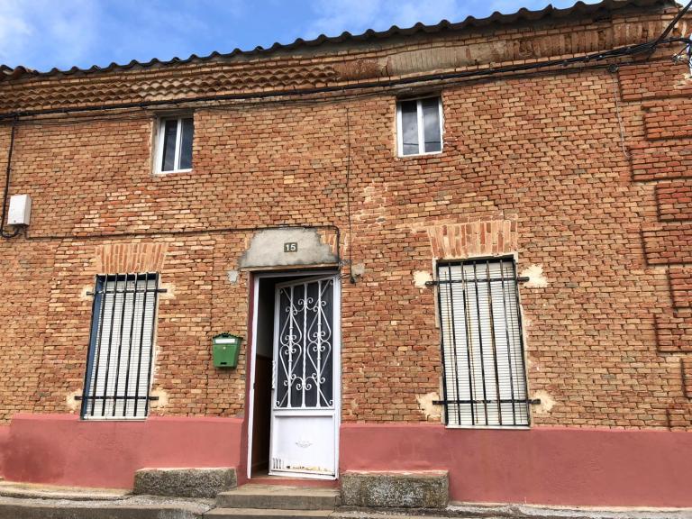 Casa en Boveda de Toro.