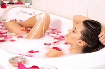 hipertenzijos karštos vonios