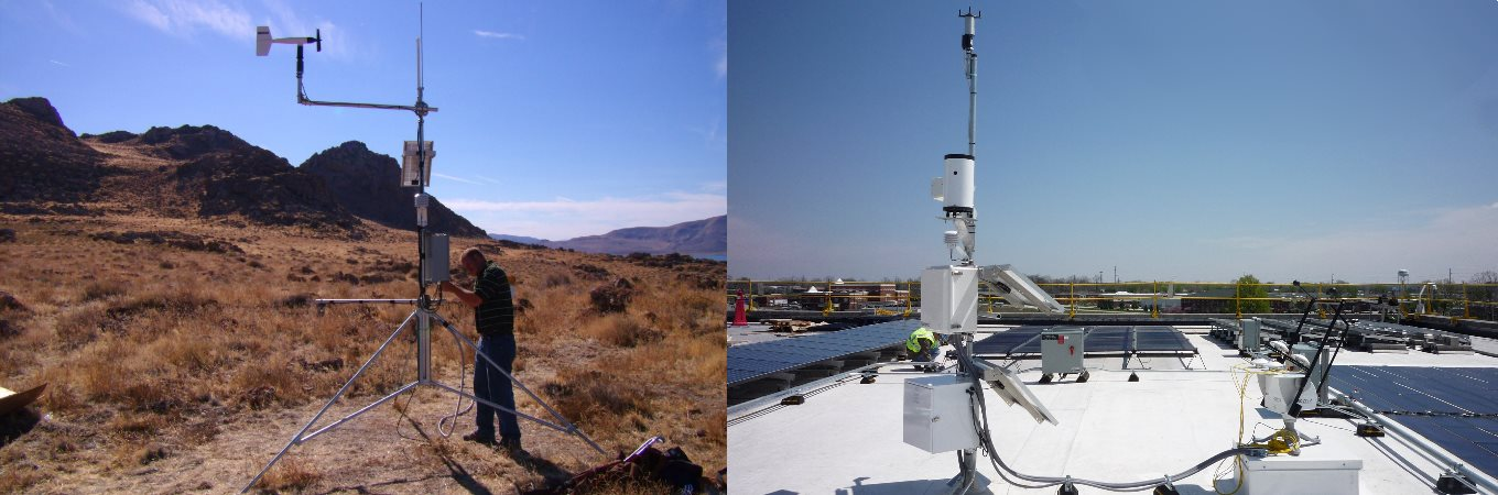 Weather Stations and Climate Monitoring