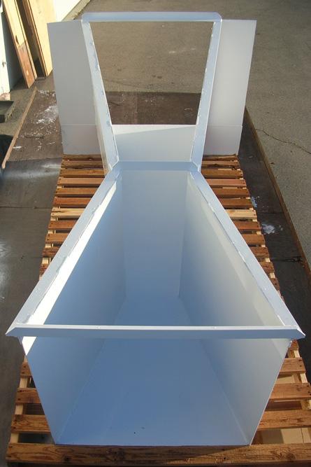 Cutthroat Flume Steel