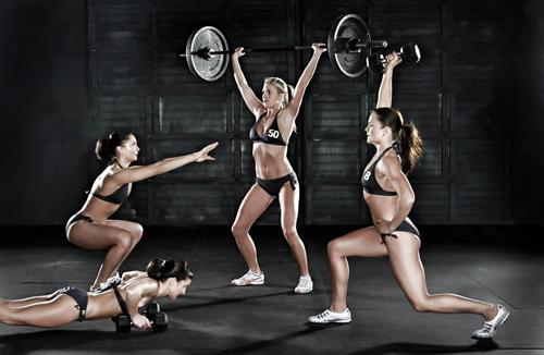 crossfit women