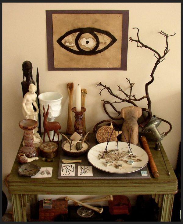 pagan-altar