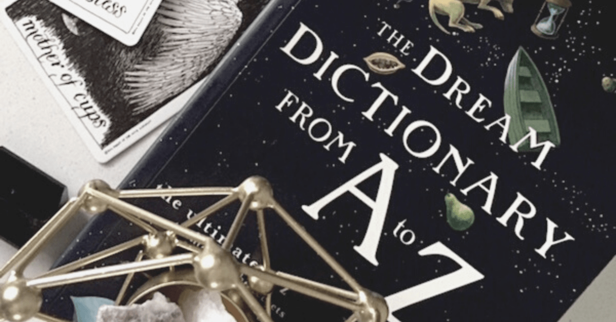 Dream dictionary A-Z