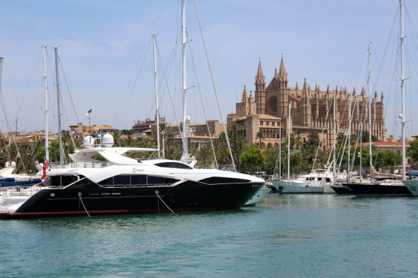 Palma Bay Boat Cruise