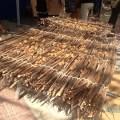 almond fair in santa margalida