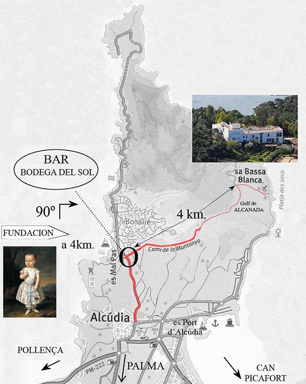 map fundacion jakober