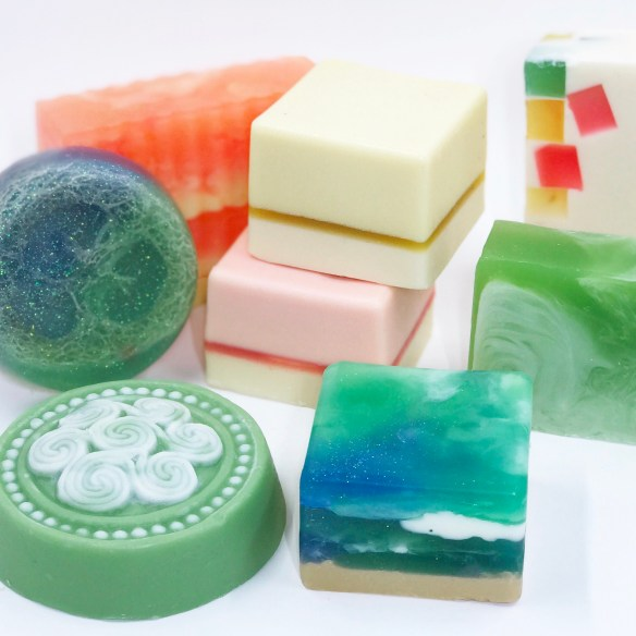 In My Soap Pot Basic melt and pour soap tutorial