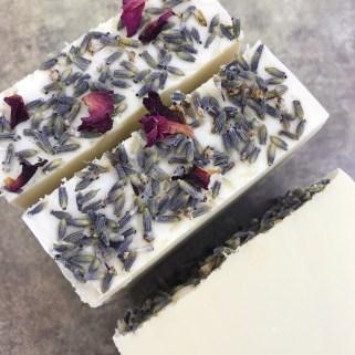 Lavender and ylang ylang