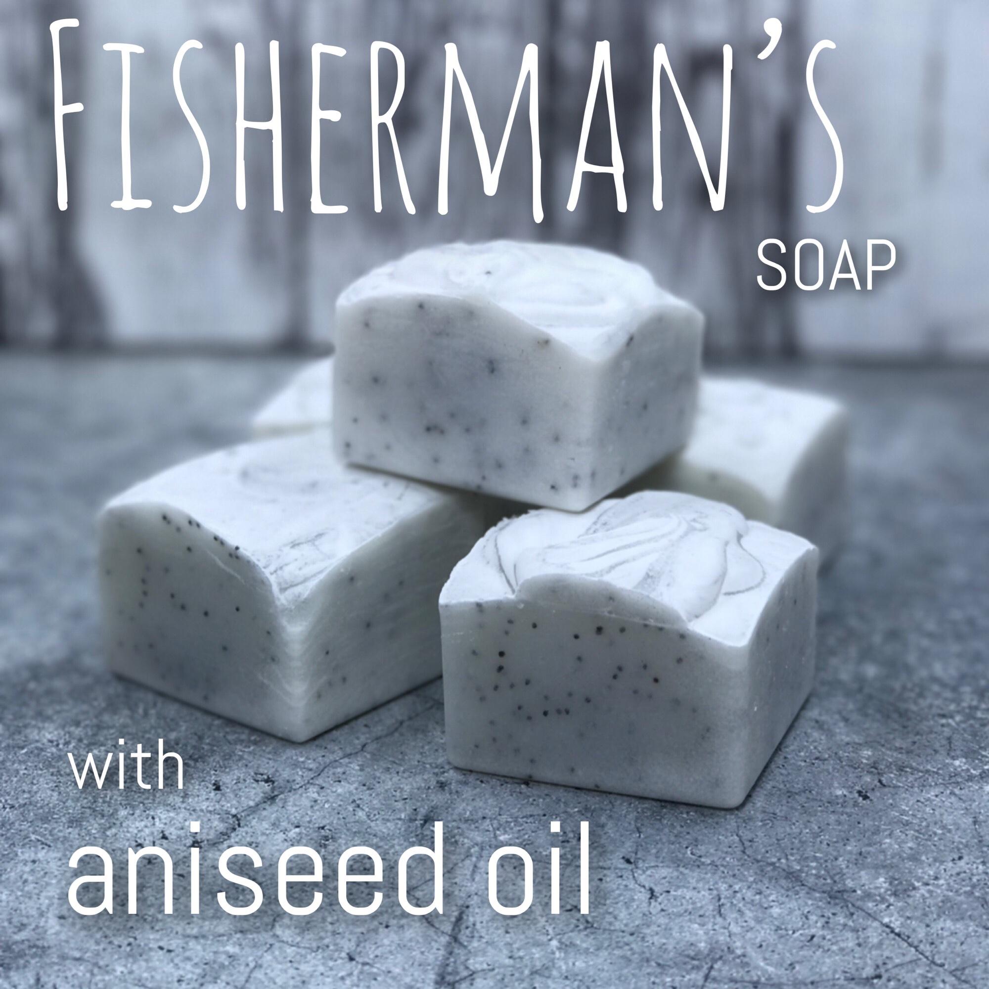 Fishermen soap