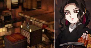 重現《鬼滅之刃》場景!日本一家溫泉旅館因太像「無限城」真實場景而爆紅... - 動漫的故事
