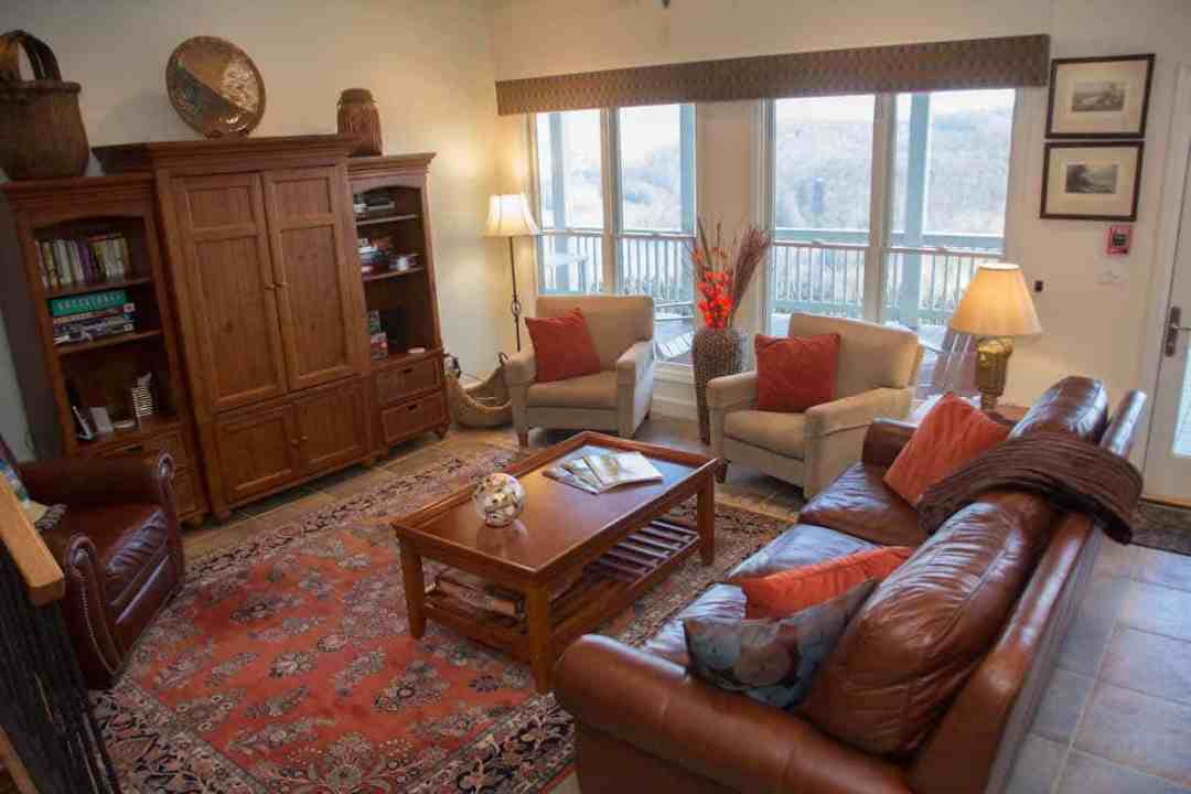 You will feel right at home at the Inn at Riverbend
