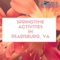 Springtime Activities in Pearisburg, VA