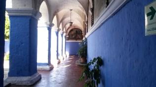 Arequipa - klasztor Santa Catalina