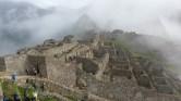 Machu Picchu z samego rana