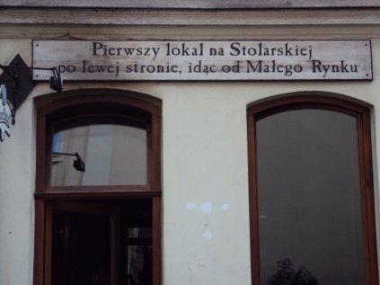Lokal o konkretnej nazwie