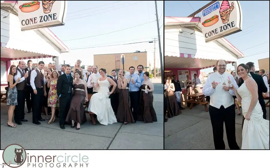 MJWED0984 Jeff and Megan MARRIED!