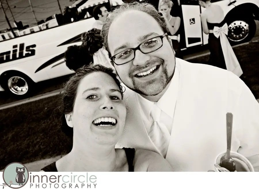 MJWED1015 Jeff and Megan MARRIED!