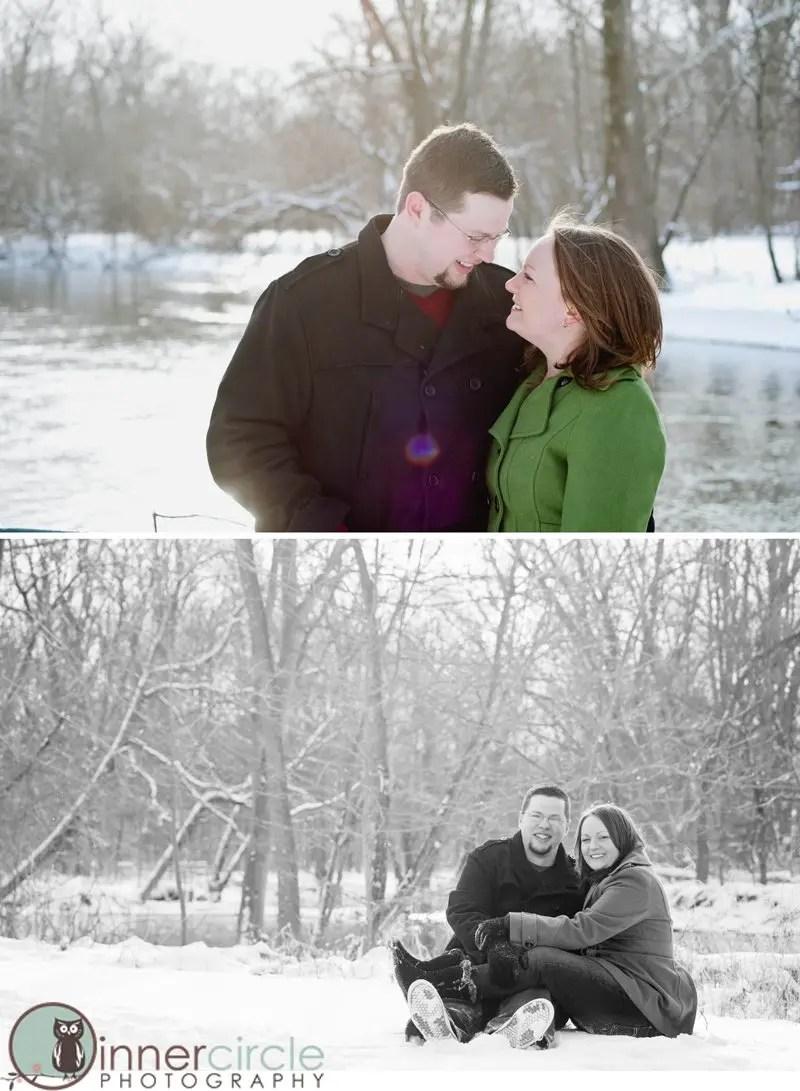 Dan+StephanieENG0073 Dan and Stephanie Engaged!