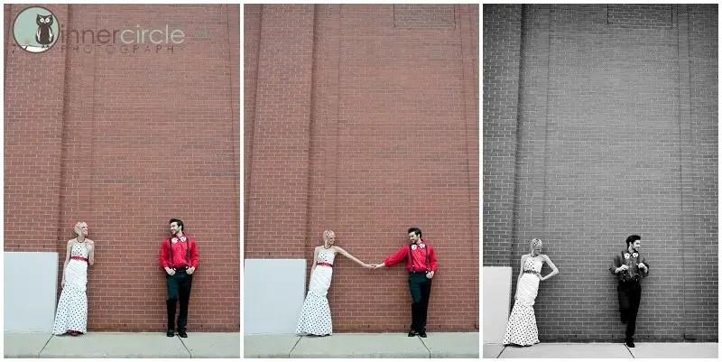 StyleSESSION0335 Scott Pilgrim Wedding - Styled Shoot