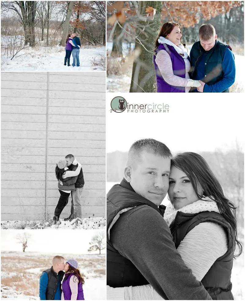 seantheresaENG029 Sean and Theresa ENGAGED! Winter Michigan Engagement
