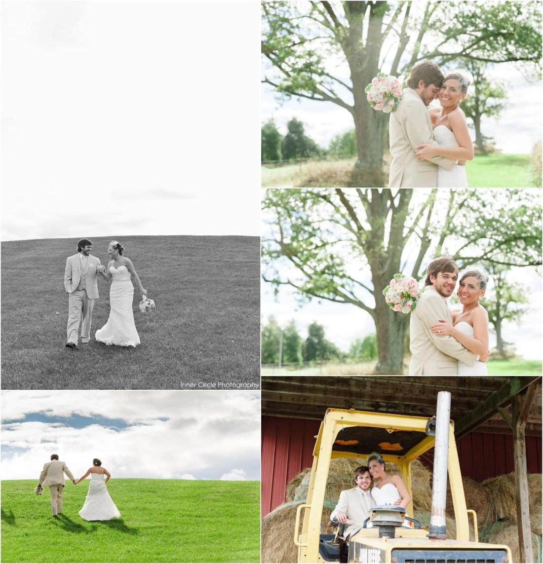 justinbrandyWED301 Brandy and Justin MARRIED! Upland Hills Farm Wedding