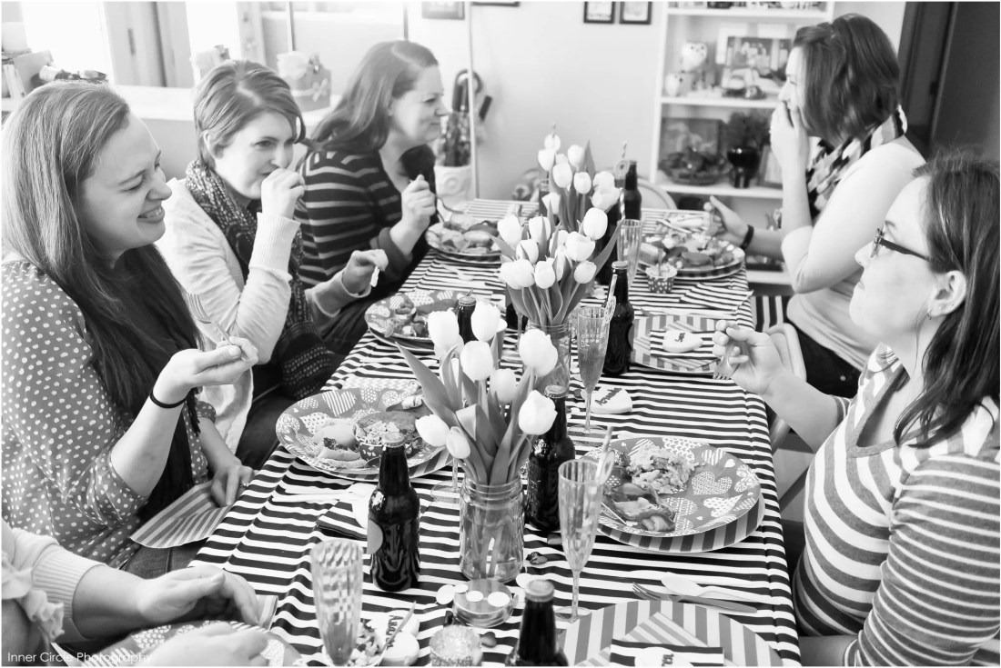 IMG_4391 Brunch - Galentine's Day Style