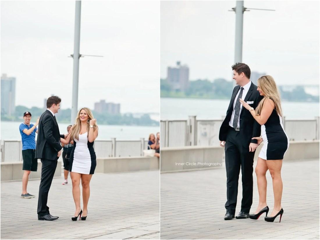 robbiancaPROPOSAL021 Rob + Bianca :: A Detroit Proposal