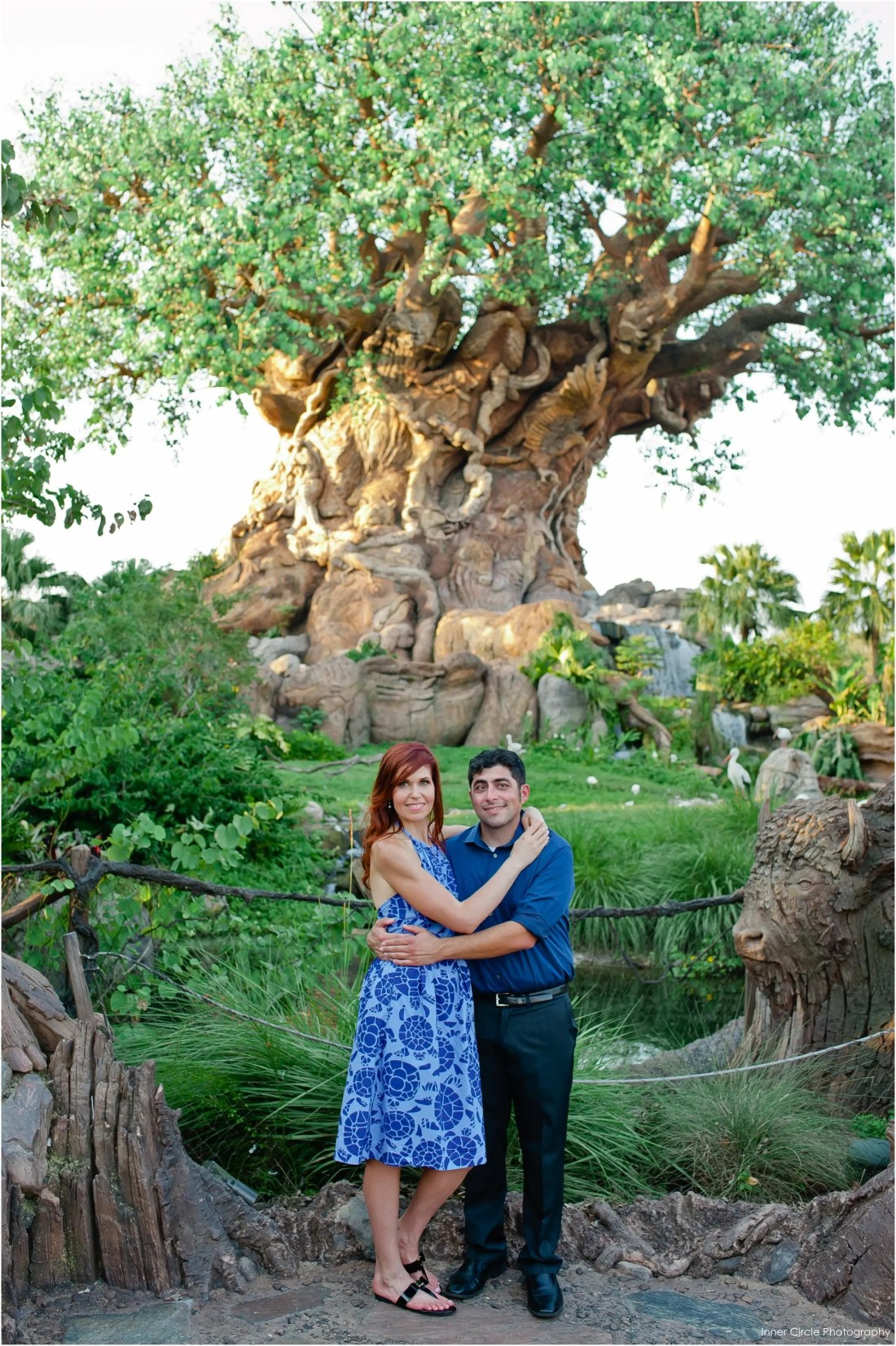jason-shannon_eng_InnerCirclePhoto_040 Shannon + Jason ENGAGED!! Magic Kingdom Disney World Engagement Session