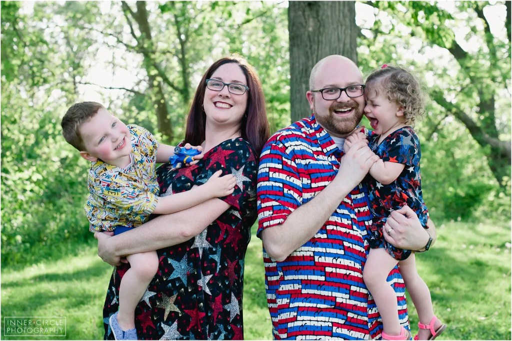 Simms Family :: 2018 :: Clinton Township, Michigan