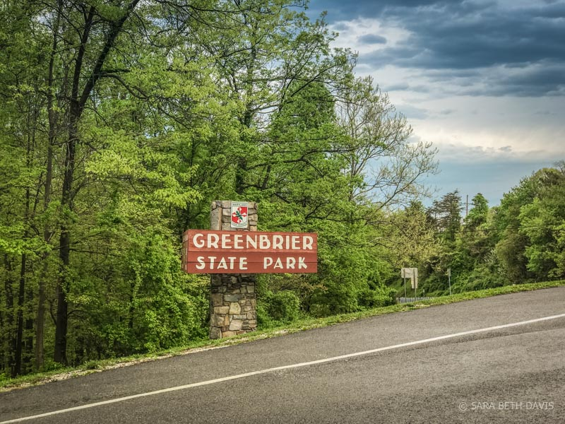 Greenbrier State Park Maryland