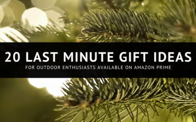 20 Last Minute Gifts For Outdoor Enthusiasts That You Can Still Get Delivered Before Christmas 2017