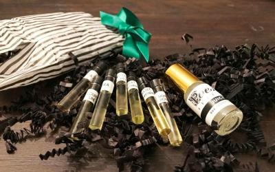 Poesie Perfume Review and Sweepstakes